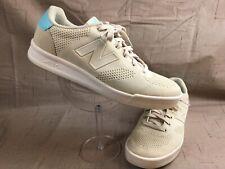 Men New Balance CRT300RS Rev Lite Shoe Sneakers Tan/light Blue Sz 9 D [SB63]