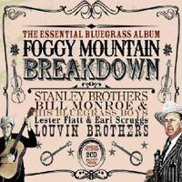 Various Artists - Foggy Mountain Breakdown: Essential Bluegrass / Various [New C