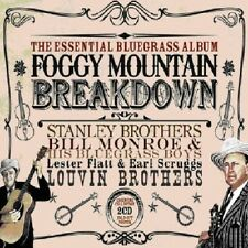 Various Artists - Foggy Mountain Breakdown: Essential Bluegrass / Various [New C