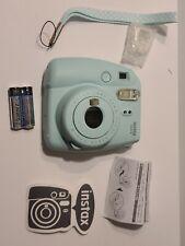 Fujifilm Instax Mini 9 Instant Film Camera (Ice Blue) - Fujifilm Instax Mini Ins