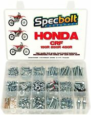 320pc Bolt Kit Honda CRF 150 250 450 R Plastics body fenders engine frame seat