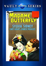 MADAME BUTTERFLY (Sylvia Sidney) - DVD - Region Free - Sealed