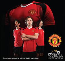 Camiseta de fútbol de clubes ingleses Manchester United