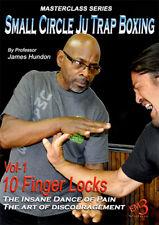 Small Circle Ju Trap Boxing Vol.1 - 10 Finger Locks Ju-Jitsu DVD James Hundon
