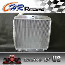 3 Rows ALUMINUM RADIATOR For Ford Pickup Truck 1953 1954 1955 1956 NEW