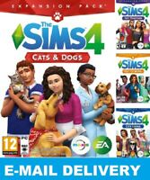 The Sims 4+8 DLC Collection| Digital Download Account|PC & MAC|Multilanguage