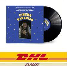 Cinema Paradiso o.s.t Movie Music Ost O.S.T by Ennio Morricone 1 Lp + 1 Cd