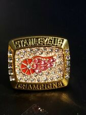 Stanley Cup World Champions DETROIT REDWINGS  Hockey Ring Size 11