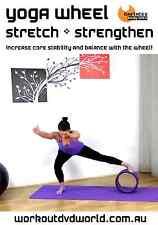 Yoga Fusion EXERCISE DVD - Barlates Body Blitz - YOGA WHEEL STRETCH + STRENGTHEN