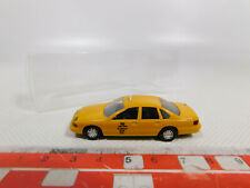 CN314-0, 5 # Busch H0 / 1:87 US Usa-Taxi Chevrolet Caprice, Very Good