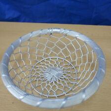 Obstkorb Metallkorb Obstschale 21 cm Durchmesser