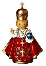 "Infant of Prague ""Little Drops Of Water"" Statue Figure NEW Catholic Faith"