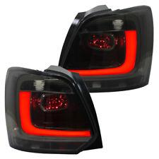 LED Lightbar Rückleuchten Heckleuchten VW Polo 6R Bj. 2009-2014 Smoke