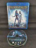 Underworld: Rise of the Lycans (Bluray, 2009) - Used - Free Shipping!