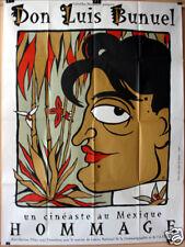 Art : P Collier : Festival : Don Luis Bunuel : POSTER