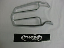 YAMAHA V-STAR 650 CUSTOM CLASSIC CHROME REAR LUGGAGE CARRIER RACK 5BNF48B0V000