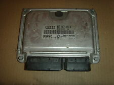 AUDI A6 2.5 TDI ALLROAD ENGINE ECU  4B0907401K