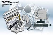 BMW K1600GT K1600GTL K48 Service Repair Manual