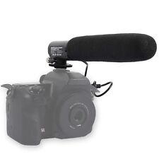 DC/DV Microphone MIC for Camera Canon EOS M 700D 650D 600D 550D 100D 70D 60D T5i
