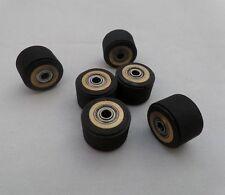 3 pcs Pinch Roller Roland GCC LiYu Rabbit Vinyl Cutter Cutting Plotter 4x10x16mm