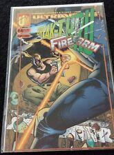 Malibu Comics: Ultraverse - Break-Thru / Firearm - Issue #4