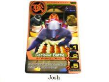 Animal Kaiser Original English Version Ver 6 Bronze Card (S066: Decisive Battle)