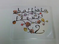 cd musica battiato franco fleurs 2