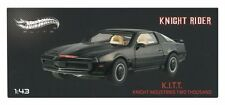 HOT WHEELS 2013 ELITE 1/43 KNIGHT RIDER K.I.T.T. LIMITED EDITION NEW X5492