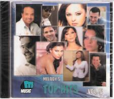 Joseph Atieh, Jannat, Jad, Esaf, Yara, Hamaki, Nicole, Meis,Tamer~ Arabic Mix CD