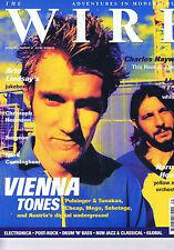 VIENNA TONES / ARTO LINDSAY / CHARLES HAYWARDWire MagazineNo.162August1997
