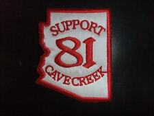 hells angels cave creek support patch