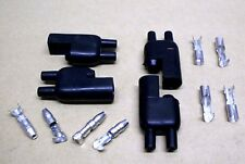 MOTORCYCLE/ELECTRICAL  2-&3-WAY MOULDED CONNECTORS NOW! AS ORIGINAL -- G403