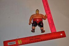 WWF WWE 1993 Hasbro YOKOZUNA Sumo Smash Red Series 8 Wrestling Figure