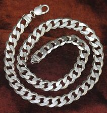 HEAVY 925 SILVER SNAKE CHAIN NECKLACE 20 INCHES LONG