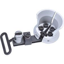Gehmann Silver Width-Adjustable Handstop 845-S