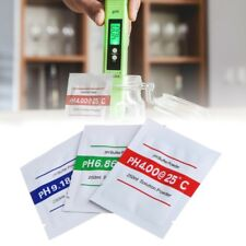 3 Pcs PH Buffer Solution Powder PH Meter Test Measure Calibration 4.00 6.86 9.18