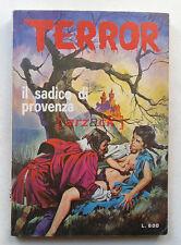 TERROR 83 il sadico di Provenza EDIPERIODICI 1976
