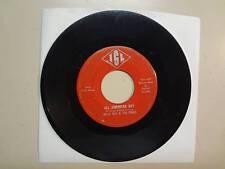 "BILLY RAT & THE FINKS: All American Boy-Little Queenie-U.S. 7"" 1966 IGL 45- 122"