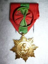 France - Ministry of Health Medal of Honour for the French Family