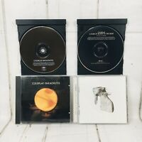 Coldplay parachutes a rush of blood to the head cd lot