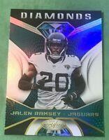 Jalen Ramsey 'Diamonds' 2019 Panini Certified - Jacksonville Jaguars