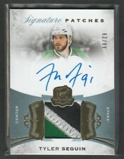 2015-16 The Cup Signature Patches Tyler Seguin 82/99 Auto