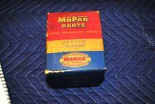 NOS MOPAR 1937 38 39 40 PLYMOUTH DODGE DESOTO CHRYSLER w/6 OIL STRAINER 672484