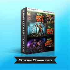 Orcs Must Die! Franchise Pack - [PC] - [Steam Geschenk / Gift]