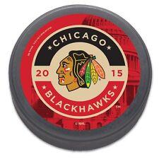 Chicago Blackhawks  Winter Classic Blackhawk Puck