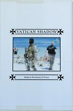 VATICAN SHADOW Media In The Service Of Terror TAPE BOX *SEALED* prurient merzbow