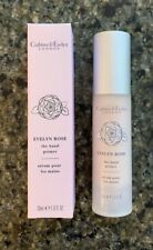 "Crabtree And Evelyn "" Evelyn Rose "" The Hand Primer New in Box"