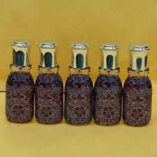 5 Bottles Curve Soul Vintage Perfume by Liz Claiborne 0.5 oz EDP Spray Free Ship
