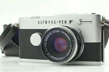 【EXC+++++】Olympus PEN FT SLR Film Camera W/zuiko Auto-S 38m f1.8 From Japan #F46