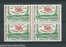 FRANCE - 1960 YT 1244 bloc de 4 - TIMBRES NEUFS** LUXE